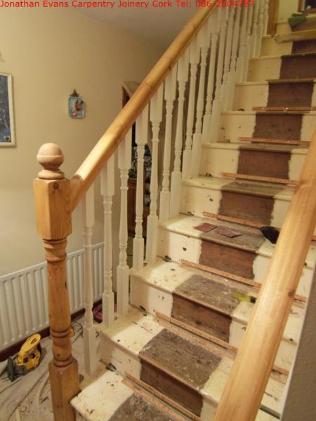 009 1 Stairs Refit Cork Tel 0862604787