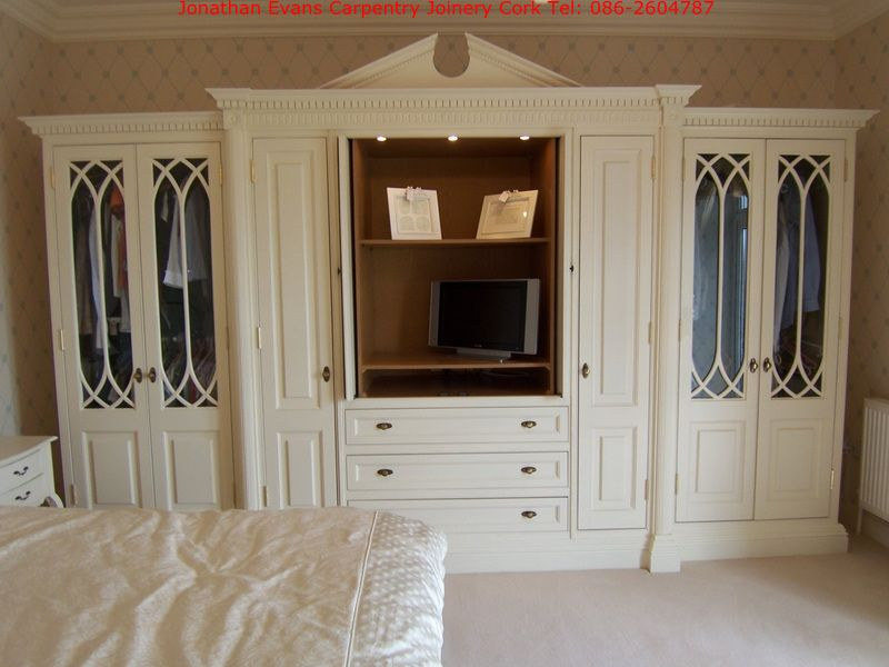 Cabinetry Furniture Cork With Jonathan Evans Carpentry Joinery Tel:  086 2604787